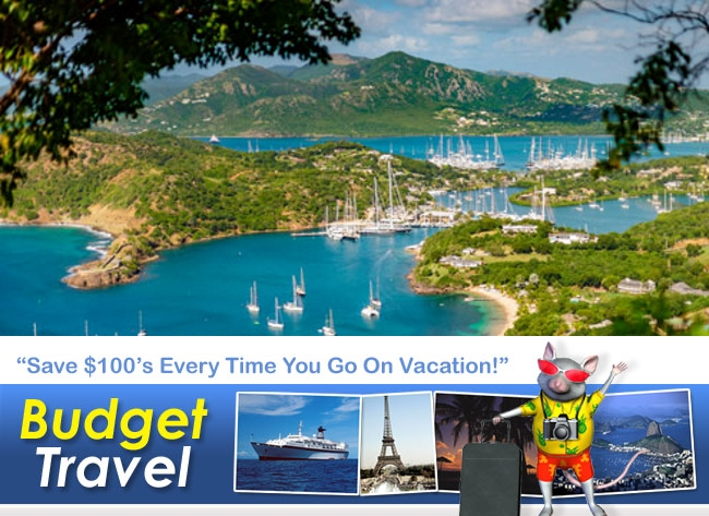 In this eGuide you'll find valuable information on saving as much money as possible on everything from flight and hotels to cruises and special package deals