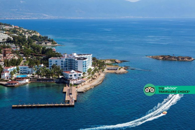 Discount Holidays - 5* Turkey Holiday: All-Inclusive & Flights - Award Winning Hotel!